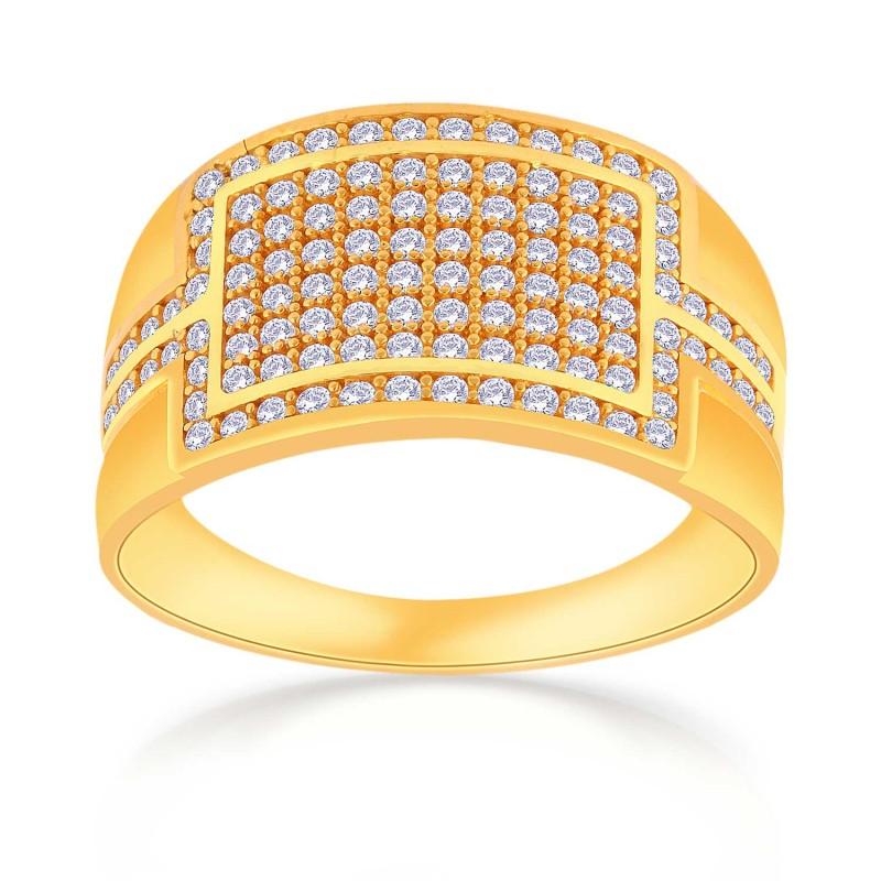 Buy Malabar Gold Ring FRHAAXM601 For Men Online